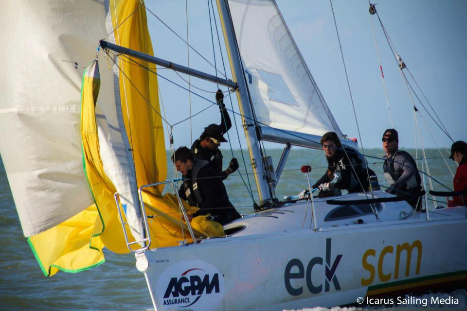 2012 Student Yachting World Cup