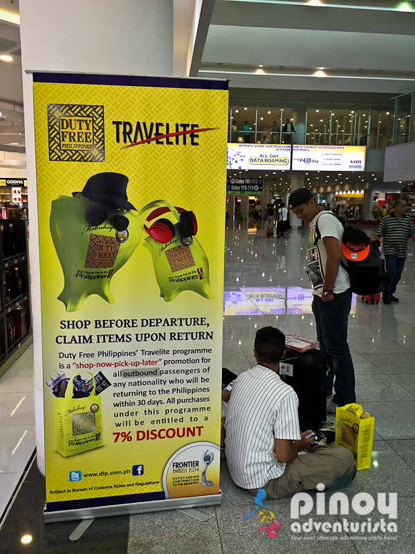 Shopping at Duty Free Philippines