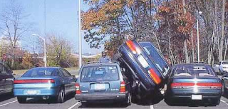 Funny picture: Parking