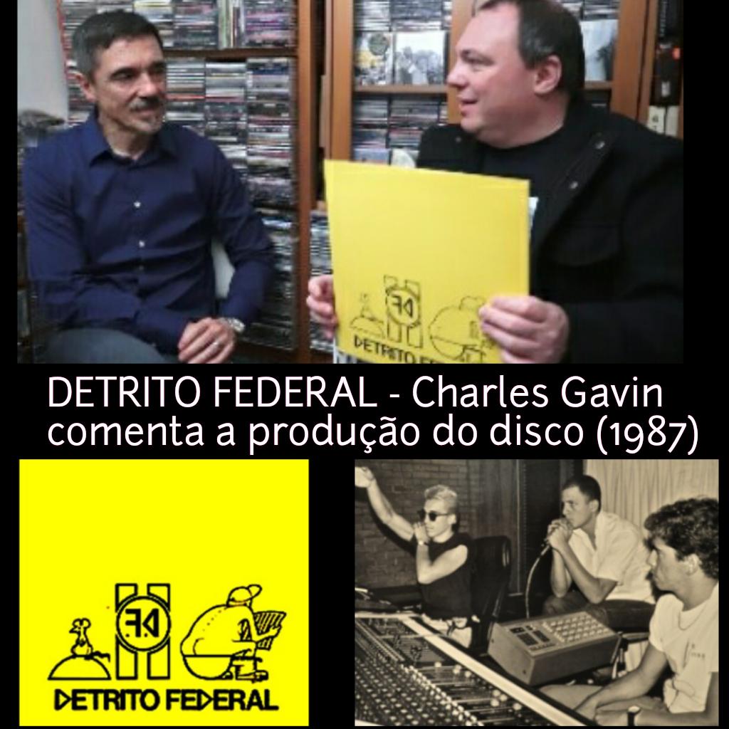 Detrito Federal - Álbum de 1987 comentado
