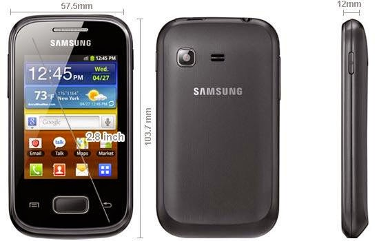 cara Root dan Unroot Samsung Galaxy Pocket GT-S5300
