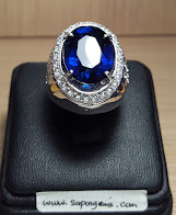 13,5ct ROYAL COLLECTOR BLUE SAPPHIRE