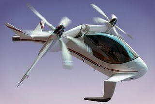 falx air hybrid tilt rotor chopper  7 Pesawat Pribadi Super Mewah