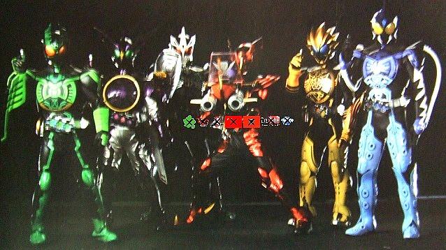 Kamen Rider X Super Sentai - Superhero War Movie Free Download