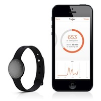 Misfit Shine Personal Physical Activity Monitor per iPhone, iPad e iPod touch