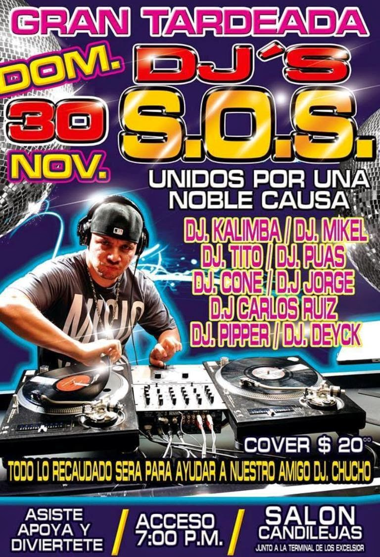 GRAN TARDEADA ORGANIZADA POR DJ'S DE COATEPEC