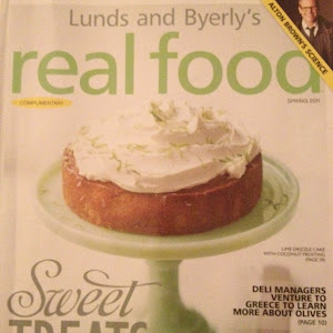 Lunds and Byerly&#39;s Real Food.. 2011