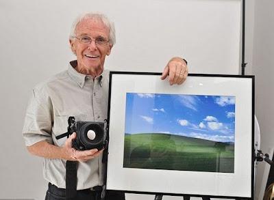 المصور تشاك أو رير المصور الفوتوجرافى و المصور السابق لناشيونال جيوجرافيك