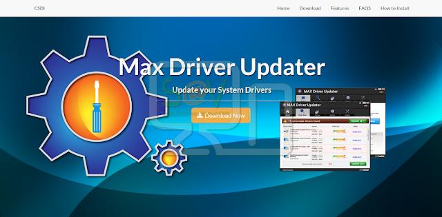 Max Driver Updater - Virus
