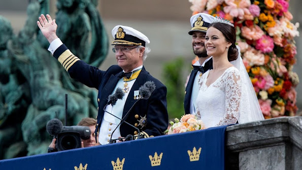 Queen Silvia, Crown Princess Victoria, Prince Daniel, Princess Estelle, Prince Carl Philip, Princess Sofia, Princess Madeleine, Mr Christopher O'Neill, Princess Leonore, Prince Nicolas style, jeweler, diamond, wedding dress