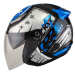 helm kyt galaxy slide