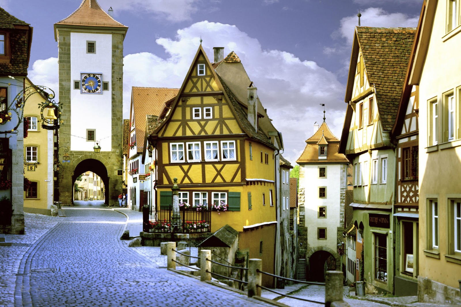 Rothenburg Ob Der Tauber Germany  city photo : Rothenburg ob der Tauber | Beautiful Town | Travel And Tourism