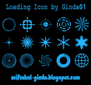 Loading Icon Pack PES 2013 by Ginda01