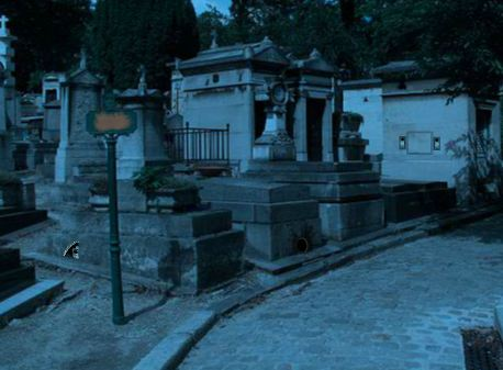 143KidsGames Escape From Pere Lachaise Cemetery