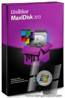 Uniblue MaxiDisk 2013 v1.0.3.10 Final with Keymaker | 5 Mb