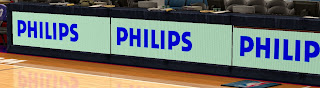 NBA 2K13 Sideline Sponsors Patch