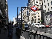 MADRID. Los usuarios de Metro en la Comunidad de Madrid descendieron un 2 . (metro madrid gran ada)
