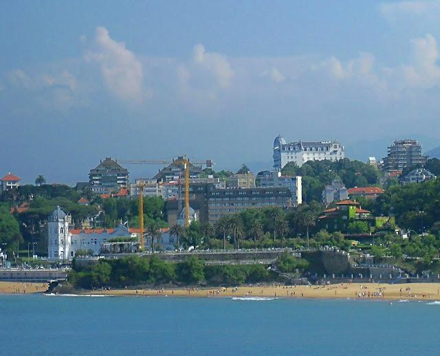 Hotel Real, Casino y Piquio en Santander