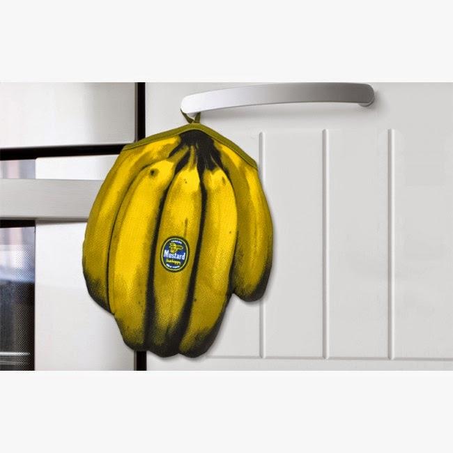 Manopla Cocina Plátanos