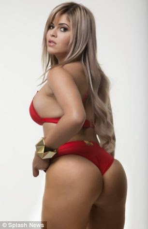 Miss Bumbum Winner