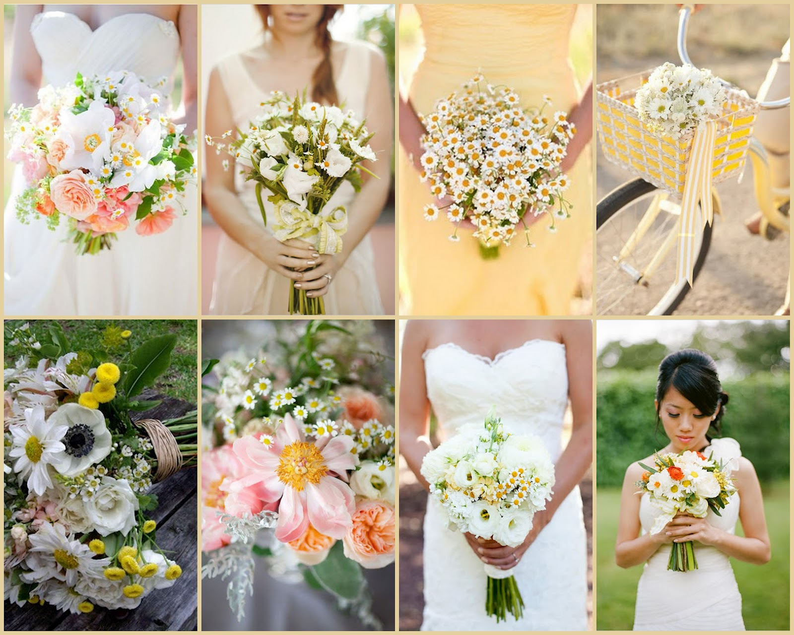 spring flowers for wedding bouquets