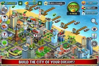 City Island 2 Building Story v2.3.3 Mod Apk