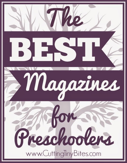 Best Magazines for Preschoolers