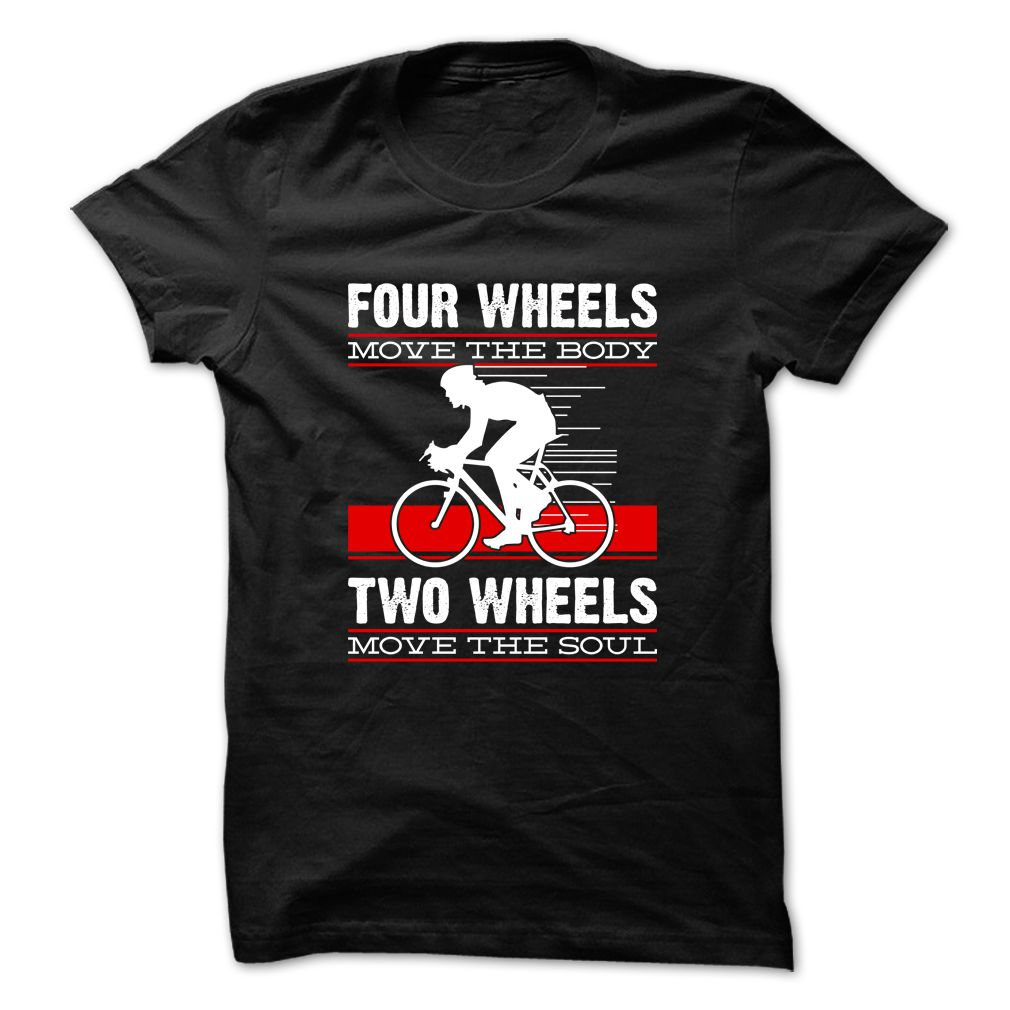 Two Wheels Cycling T Shirts