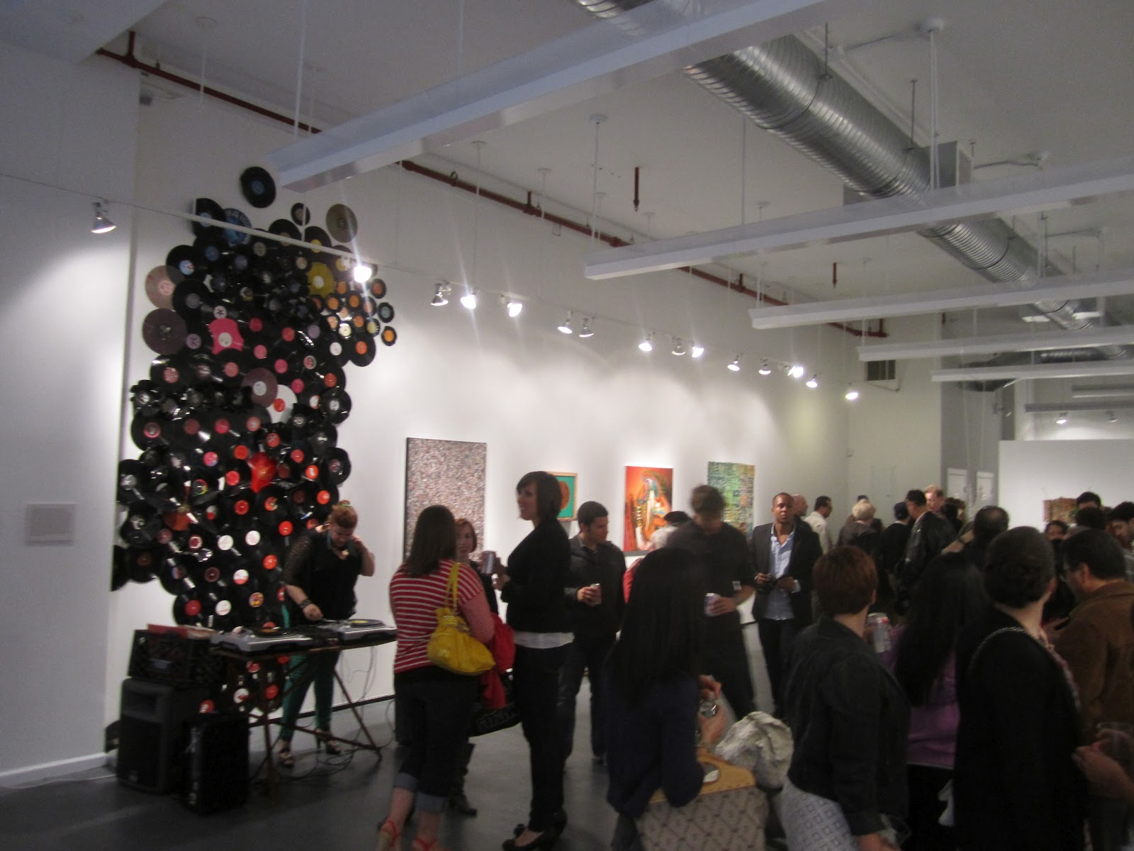 CUNY QUEENS COLLEGE MFA ART QCMFA 2012 Group Show at e