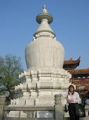 La Bendición de las Stupas : Kagyu Tekchen Chöling