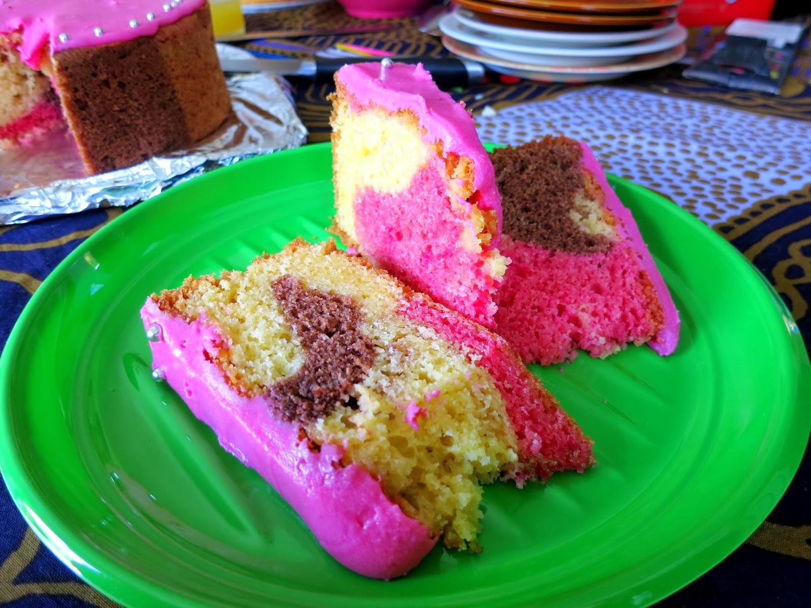 Marble cake recipe 3 eggs