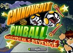 Jugar Cannonbolt Pinball Ben 10