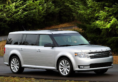 Ford Flex 2013 photos