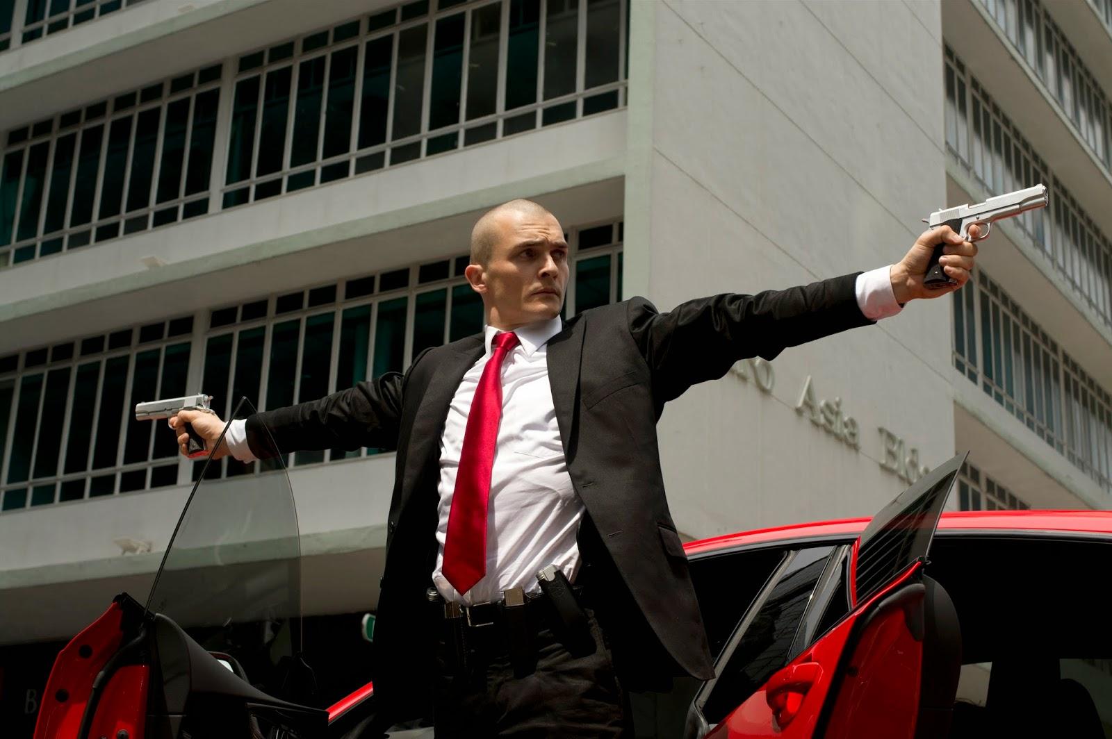 Agent 47 release date in Australia