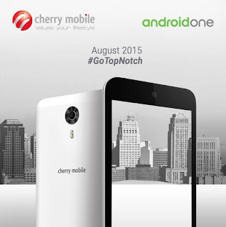 Cherry Mobile Android One 4G Coming This Month