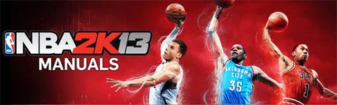 NBA 2K13 Manual
