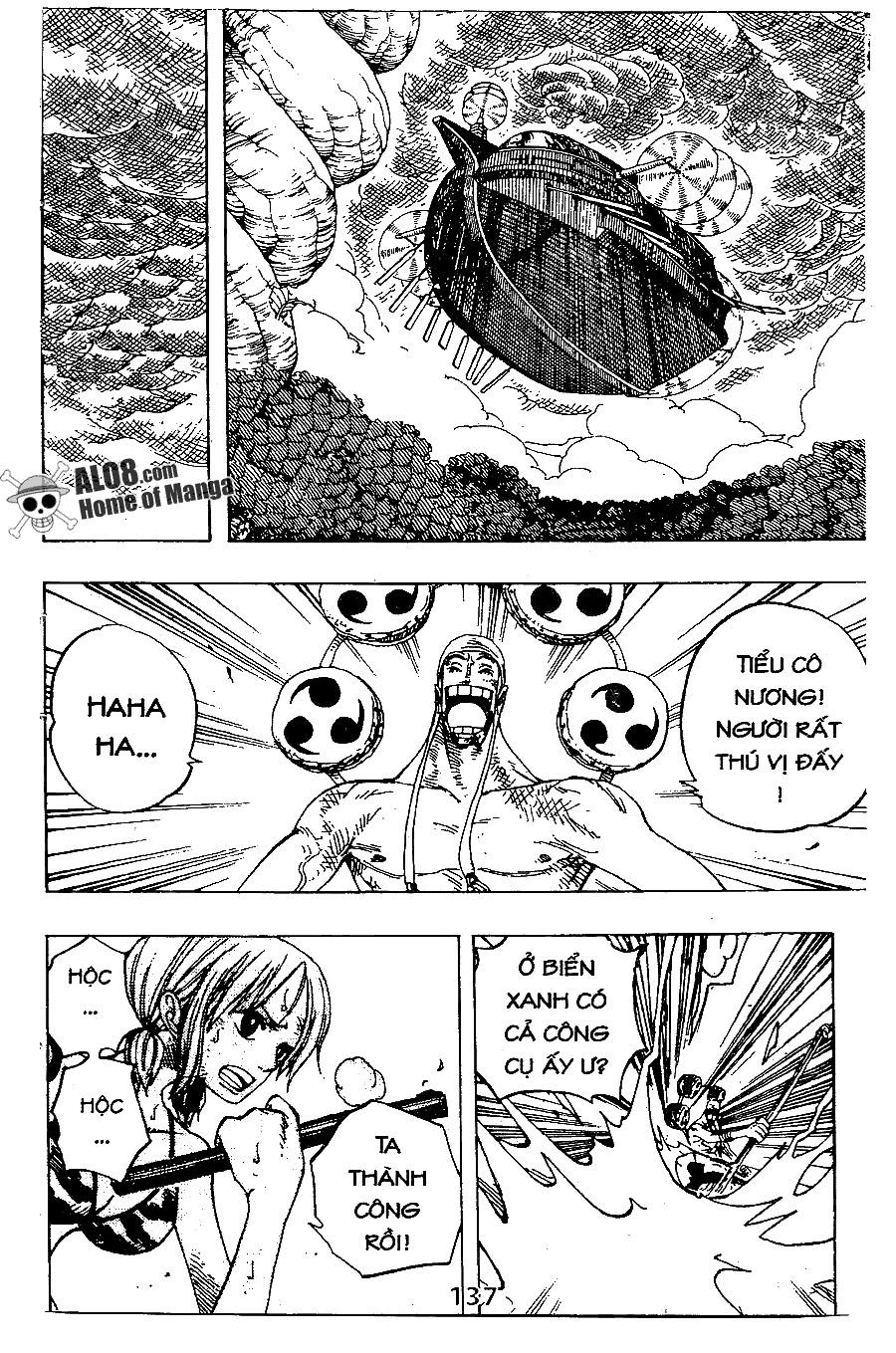 Đảo Hải Tặc chap 283 - Trang 17