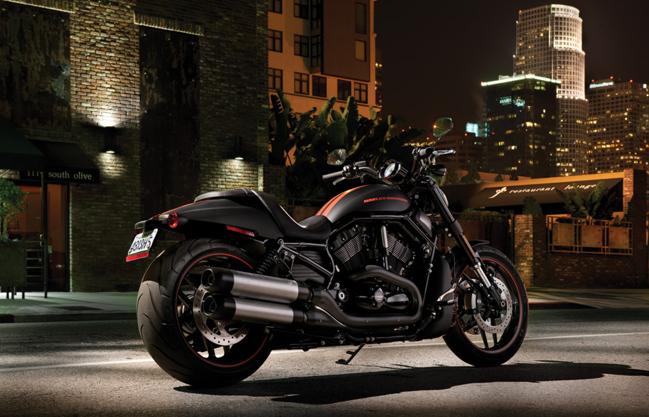 2012 Harley-Davidson Night Rod