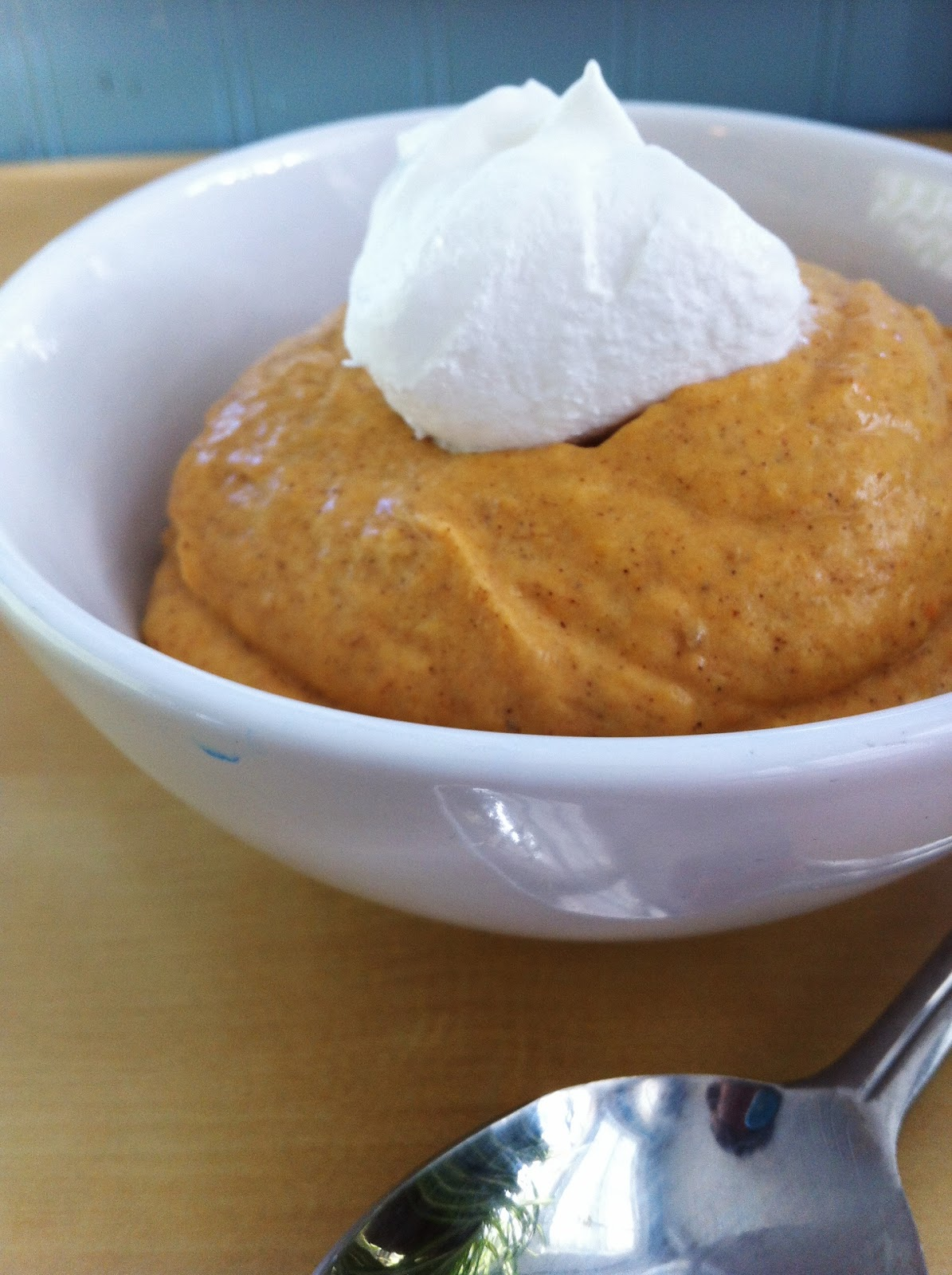 The Art of Comfort Baking: Pumpkin Pie Mousse