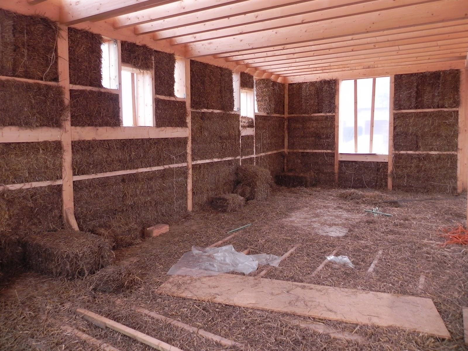 Er groeit een (t)huis op onze grond: april 2012
