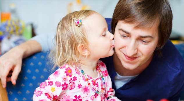 Cuado las niñas se enamoran de papá