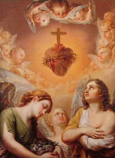 Devotion to the Immaculate Heart of Mary - NEW ADVENT: Home