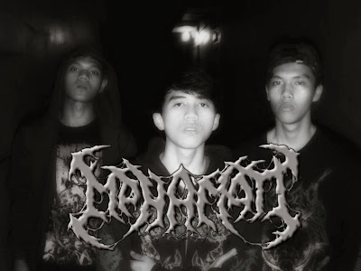 Mahamati Band Death Metal Cibitung Bekasi foto logo artwork wallpaper