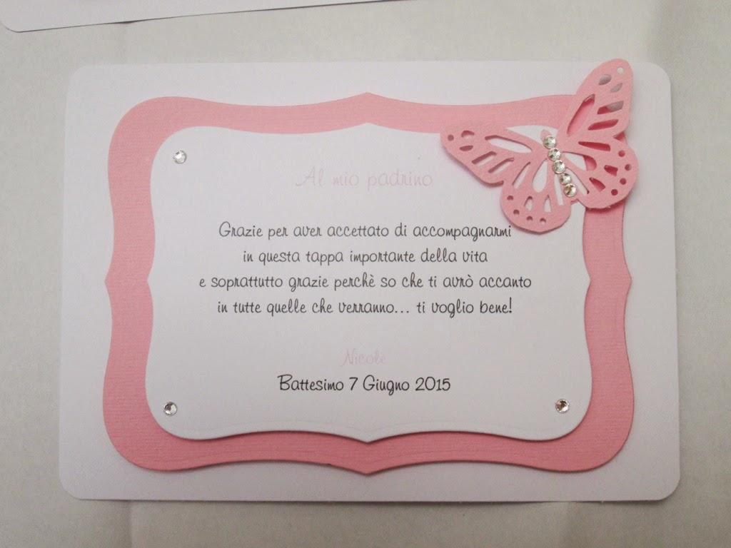 abbastanza Moretta Creations: BATTESIMO NICOLE!!! LN52
