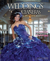 Weddings & Quinceaneras Magazine Summer 2012
