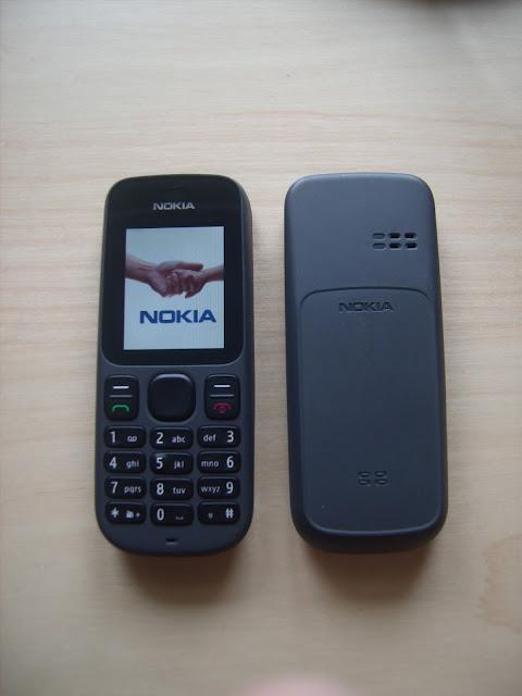 Aku Guna Nokia 101