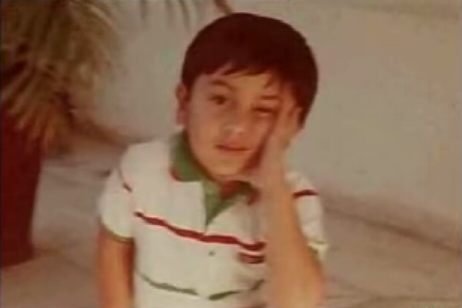 Bollywood Actor Ranbir Kapoor Childhood Pics - MERE PIX