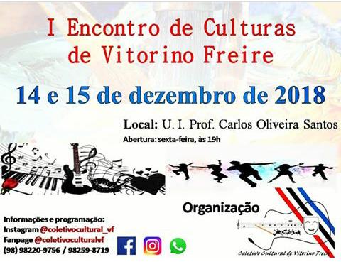 Participe! Grande evento cultural
