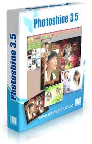 PhotoShine 3.5 With Crack And Serial Free Download