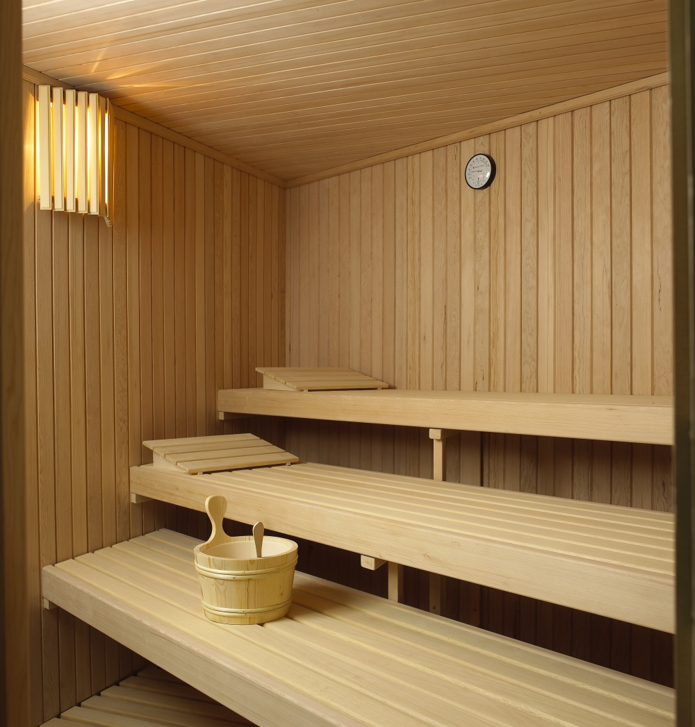 Saunas dur n ltimos proyectos - Tipos de saunas ...